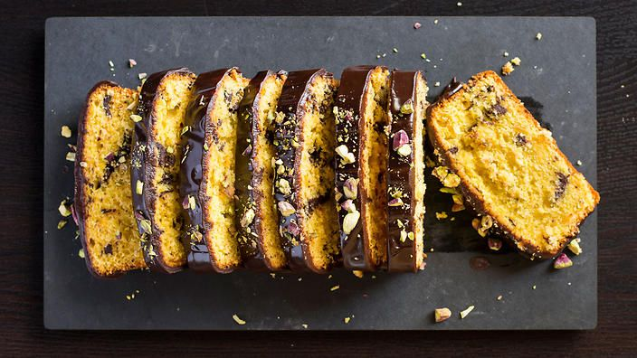 This dead-easy choc-orange loaf with chocolate glaze is made completely in the food processor using a whole orange, rind and all (no that isn't a mistake!). Recipe from Anneka Manning. Check out our Bakeproof column for tips and recipes.