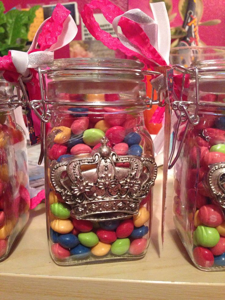 Princess Pageant Crown Gift Jars Pageant Pageant Crowns Easy Dinner Recipes Princess Gifts