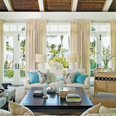 Soft Inviting Living Room