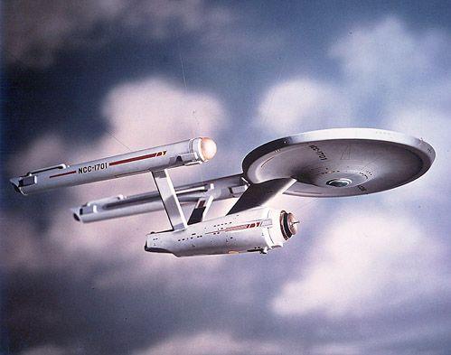 Sept. 8. 1966 - Star Trek Premiers!! Live Long and Prosper! :o)