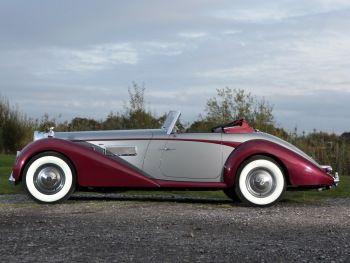Bentley Mark VI 6 ¾ Litre Drophead Coupe (B122DA) '1949