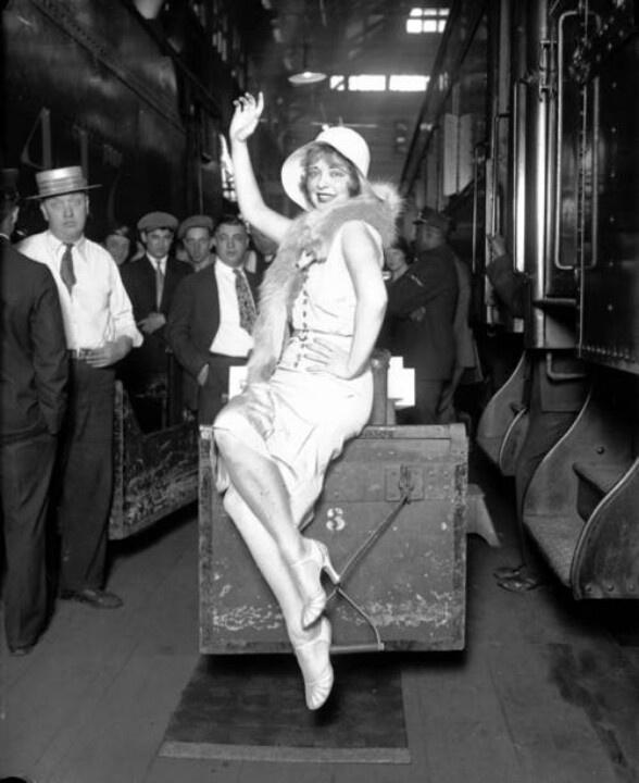 Clara Bow 1920's