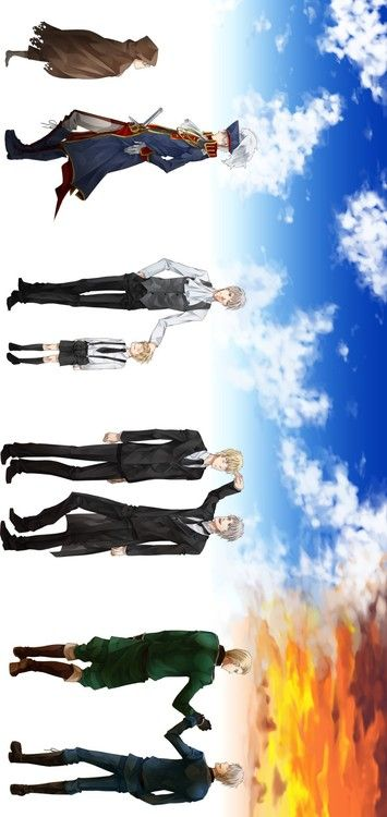 Germany and Prussia. Part 1 http://www.pixiv.net/member_illust.php?mode=mediumillust_id=7063528