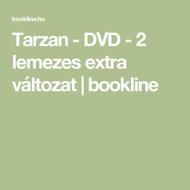 Tarzan - DVD - 2 lemezes extra változat | bookline