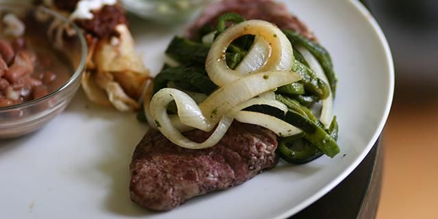 Carne a la Tampiqueña (Tampico Club Style Steak)