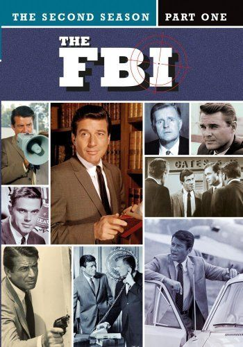 The FBI: Season 2 Part One DVD ~ Jr., Stephen Brooks, Philip Abbott Efrem Zimbalist, Agent Erskine and Rhodes are dispatched to the far-flung corners of the USA by Assistant Director Ward to tackle the big ones - kidnapping, extortion, murder, espionage and terror.