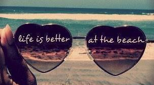 Life is Better at the Beach Timeline Twitter Facebook Cover Photo