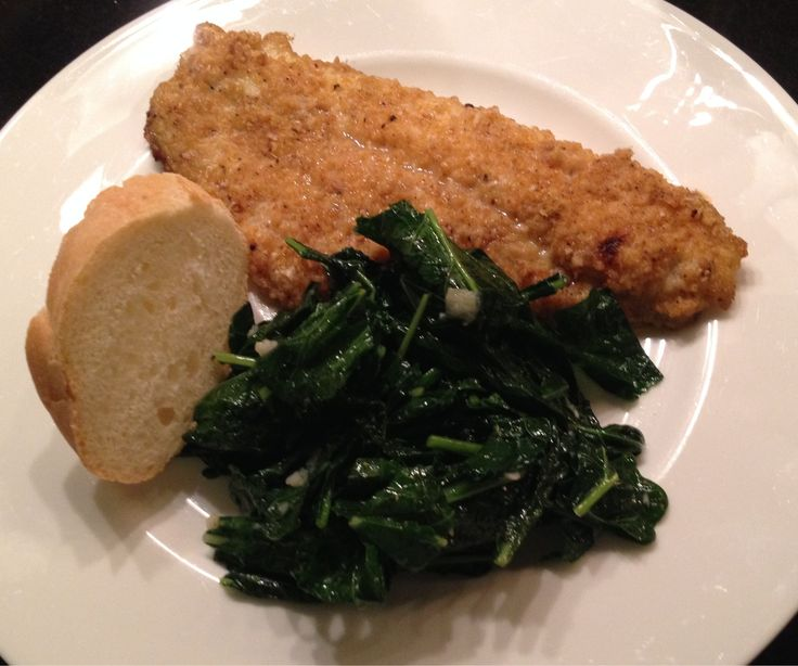 Parmesan and Simply7 Quinoa Chip Crusted Catfish | Summer 2014 box using Simply7 sea salt quinoa chips