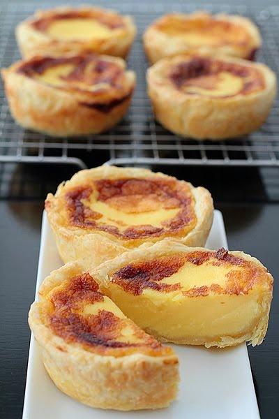 portugese egg tarts