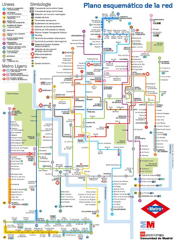 The 25 best Plano metro madrid ideas on Pinterest