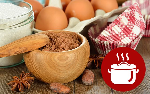 Шоколадный омлет: рецепт   Все буде смачно