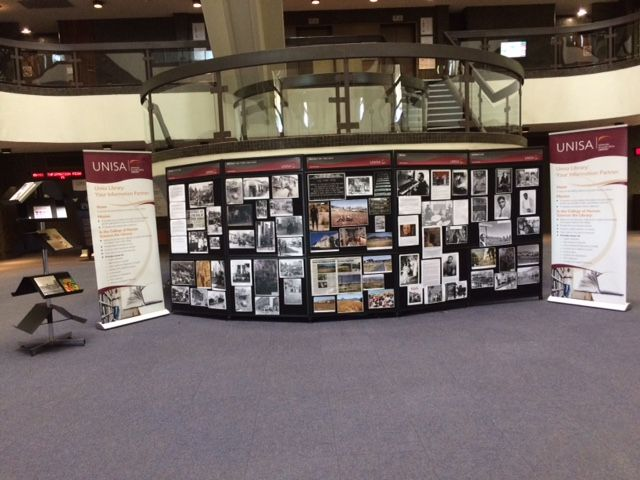 District 6 (1966-2016)  Exhibition in the UNISA Library during the week of 24 to 28 October 2016.