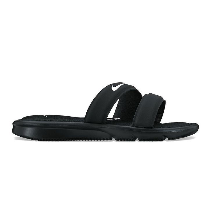 Nike Ultra Comfort Women's Slide Sandals, Size: 10, Oxford