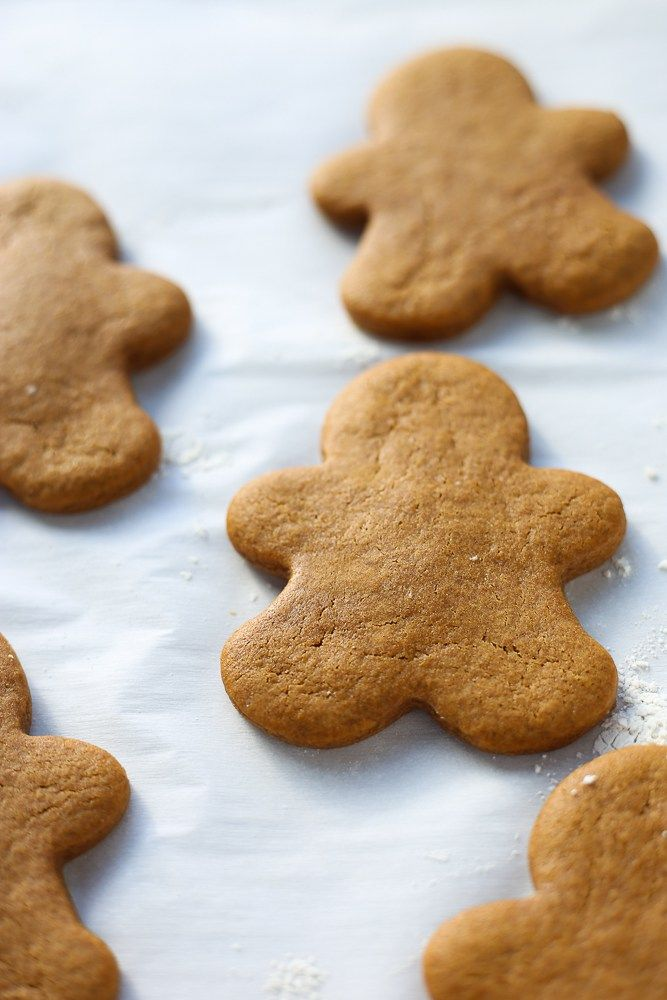 Best Soft And Chewy Gingerbread Cookies