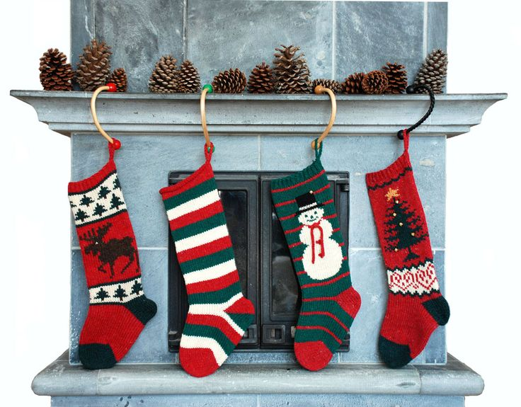 Handmade holiday knitware and unique Sock Hooks® from Maine – Christmas Cove Designs