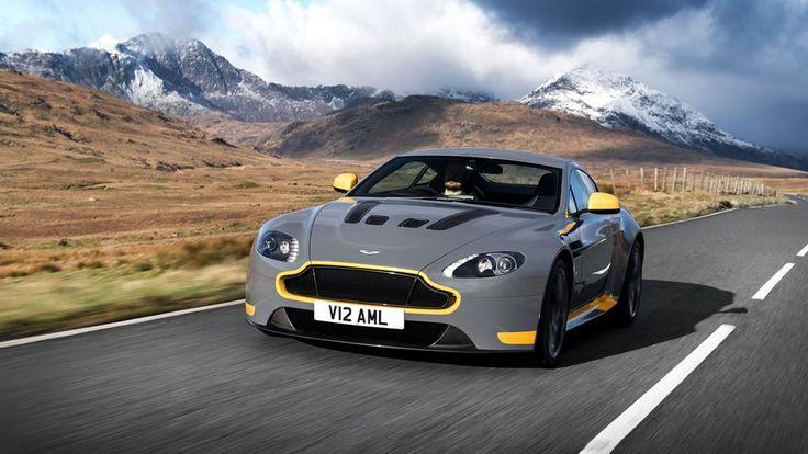 Aston Martin V12 Vantage S 2017 Viene Con Transmisión Manual