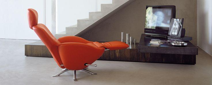 Model K10 Dodo, een ontwerp van Toshiyuki Kita. www.meijerwonen.nl www.cassina.com