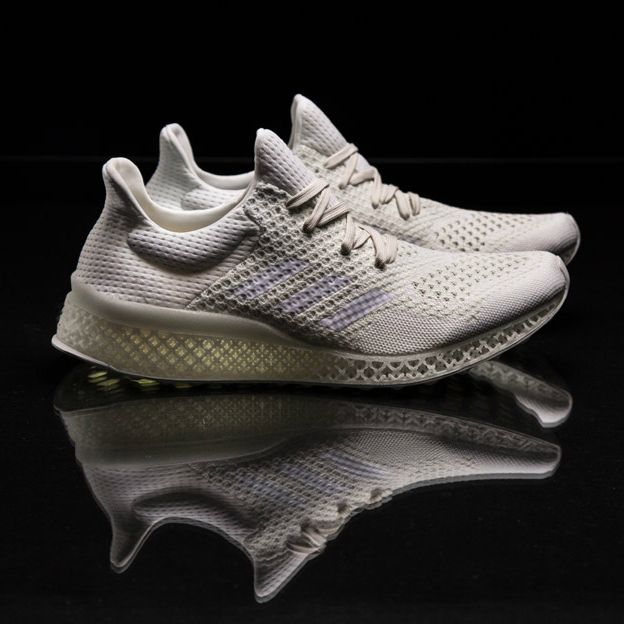 "a305a122132c03 Adidas Explores Bespoke Sneakers with 3D-Printed ""Futurecraft ..."