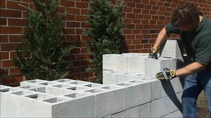 Quikrete Quikwall 50 Lb White Surface Bonding Cement 123050 The Home Depot In 2020 Masonry Wall Cement Backyard Lighting