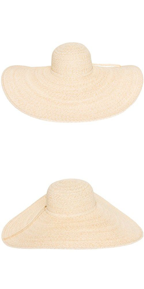 San Diego Hat Company Ultrabraid Extra Large Wide Brim Sun Hat (Mixed Tan) 295f367a9