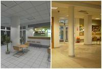 návrh a realizace vstupní haly nemocnice ve Frýdku-Místku