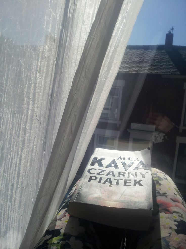 Asica w UK: Alex Kava - Czarny Piatek - moje osobiste odczucia...