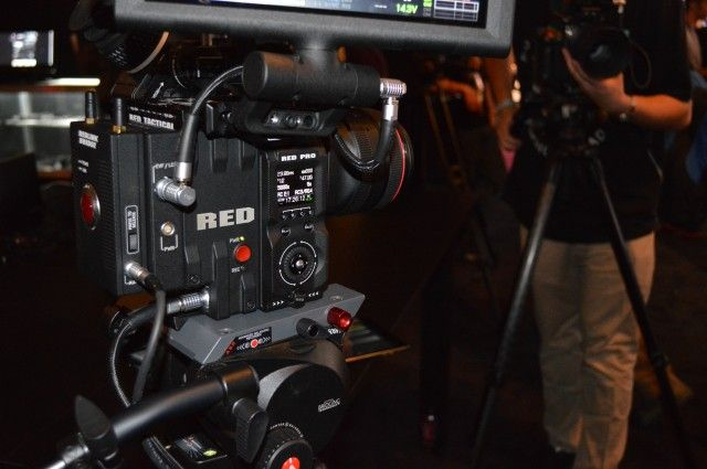 Red Digital Cinema shows off dev kit to make its cameras app-controllable | Ars Technica