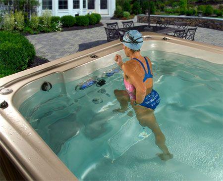 14 best aqua fitness cross training images on pinterest for Pool design certification