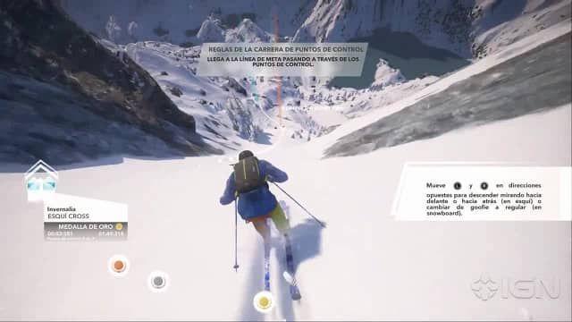 Avance : Steep Gameplay  https://www.youtube.com/watch?v=Ycr7dVH7EV4  Ubisoft Annecy prepara el lanzamiento de su título de deportes de invierno extremos y nosotros te most... http://sientemendoza.com/2016/11/13/avance-steep-gameplay/