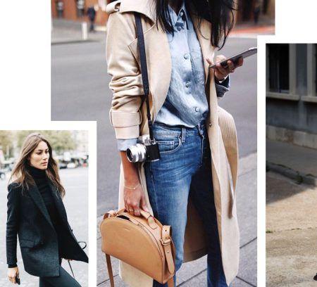 Si vous pensiez que le jean était trop casual pour vos looks de bureau, détrompez vous, et découvrez ces 30 idées de tenues pour porter le denim version working girl chic !