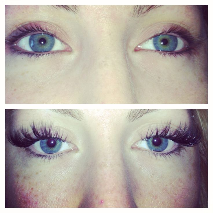 Eyelash Extensions Birmingham Minkeyelashes On Pinterest
