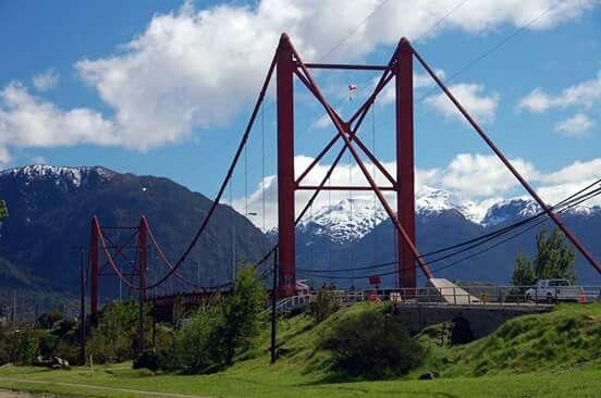 Chile. Puerto Aysen