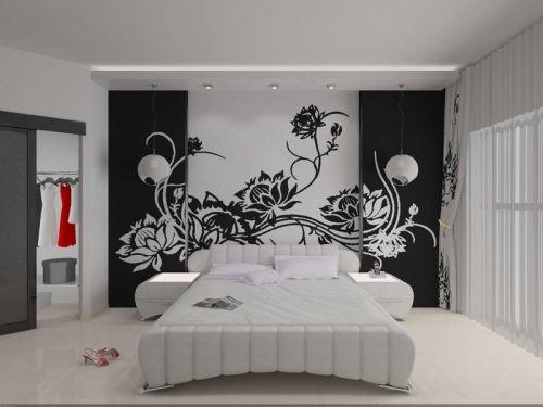 Трафареты для декора стен своими руками | Строительный портал