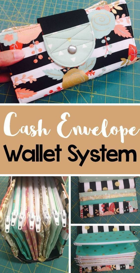 Super cute cash envelope system to keep track of y…