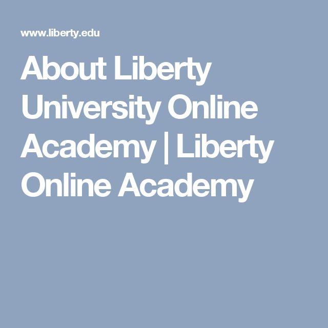 About Liberty University Online Academy | Liberty Online Academy