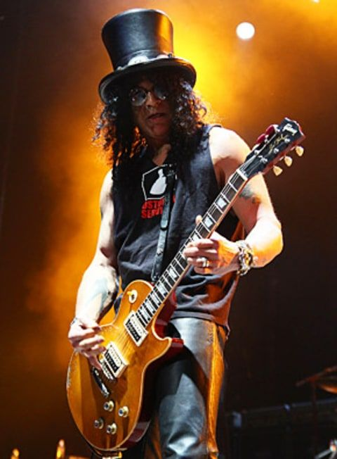 25 Things You Don't Know About Me: Slash - Us Weekly