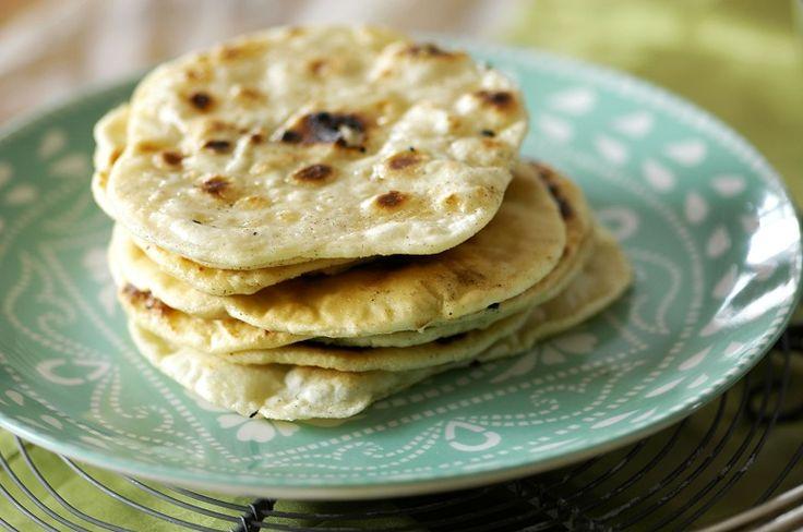 Como faz: Chapati