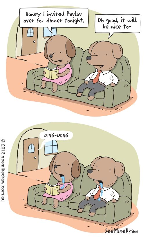 Pavlov to Dinner - See Mike Draw