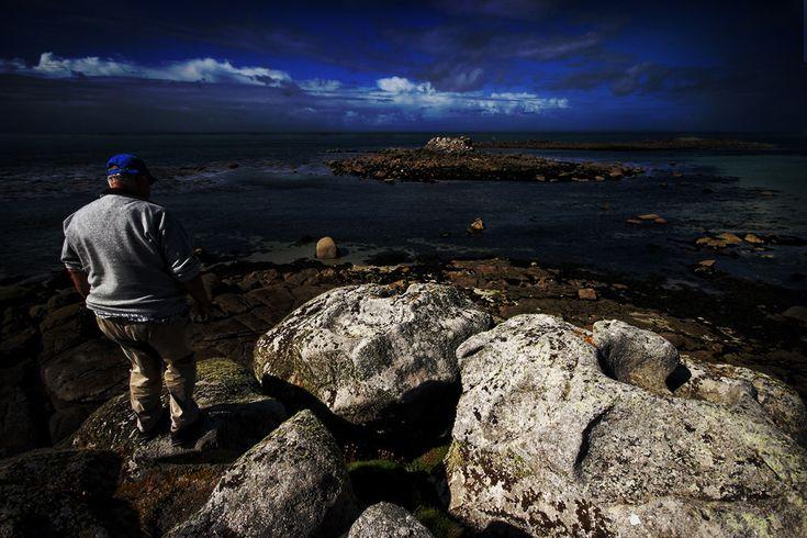 Bretagne....The  Atlantic shore - null