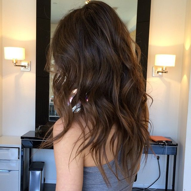Starting:: Her roots are natural with highlights her ends were golden blonde…