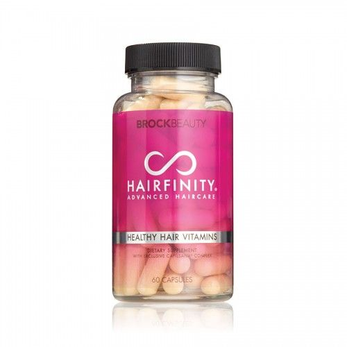 Hairfinity Hair Vitamins are natural vitamins that nourish your hair from the INSIDE OUT. Directions: Adults, take two capsules per day. 30 day supply (60 capsules per bottle). For all hair types.