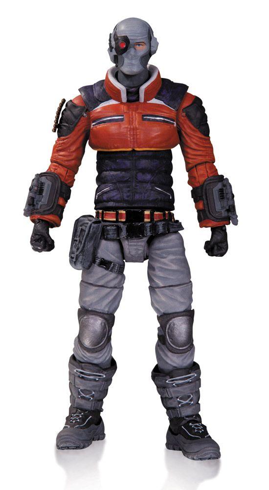 Batman Arkham Origins série 2 figurine Deadshot DC Collectibles