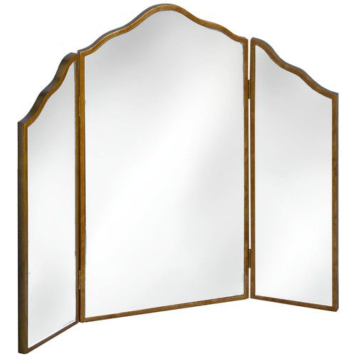 Found it at Wayfair.co.uk - Venetian Arched Dressing Table Mirror