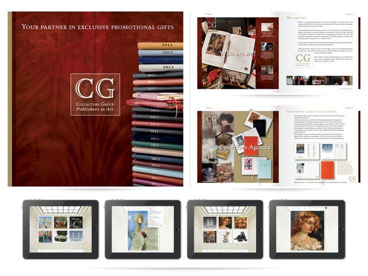 Brochure and App CollectorsGroup 2011