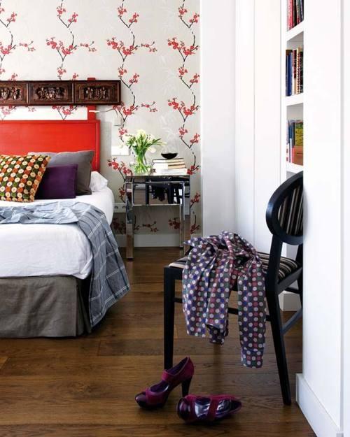 92 best Une envie de papier-peint images on Pinterest Paint, Envy - peindre avant de tapisser