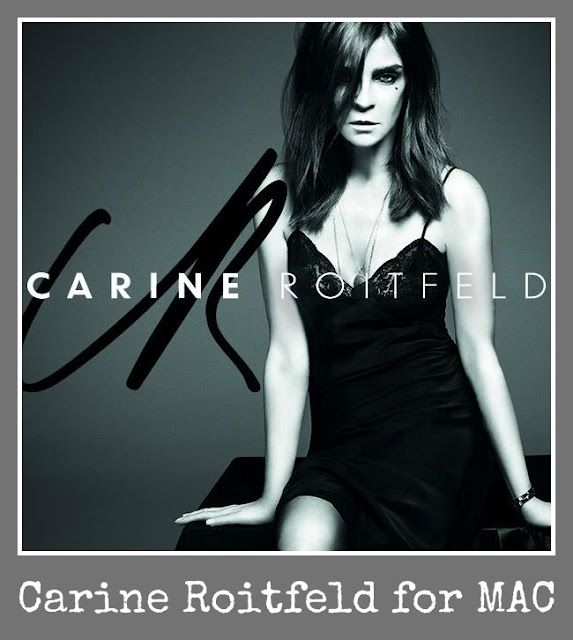 MAC Carine Roitfeld Collection - Tentazione Makeup - Tentazione Makeup - http://www.tentazionemakeup.it/2012/08/mac-carine-roitfeld-collection/ #mac #makeup #roitfeld #collection
