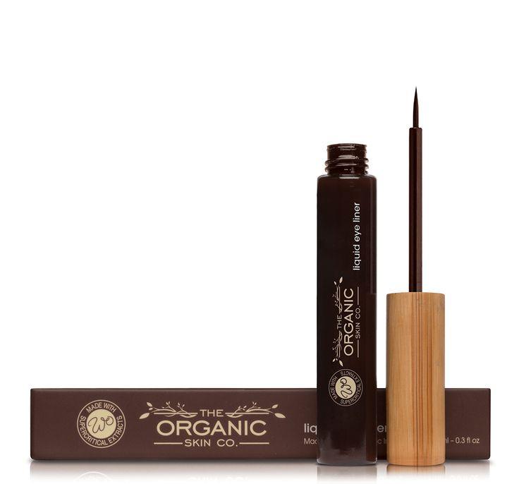 Brown Eye Liner - World Organics