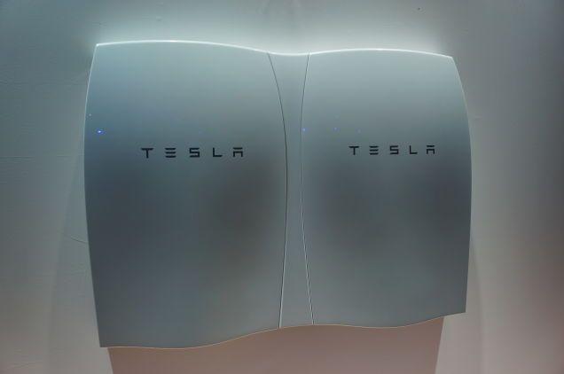 テスラの家庭用バッテリー「Powerwall」