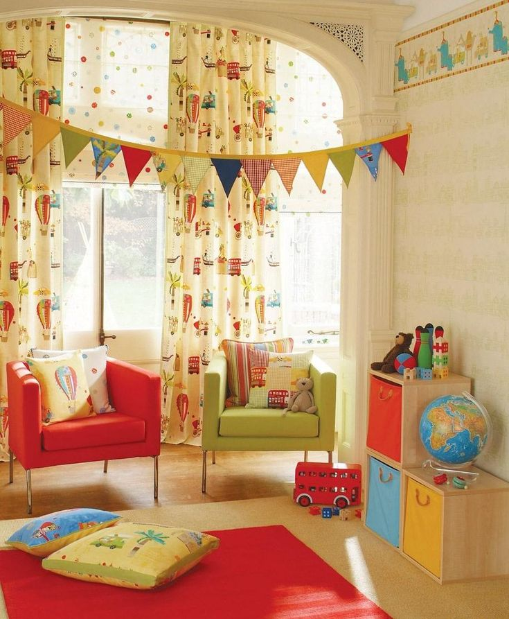 Colorful Mess Room: 17 Best Ideas About Playroom Color Scheme On Pinterest