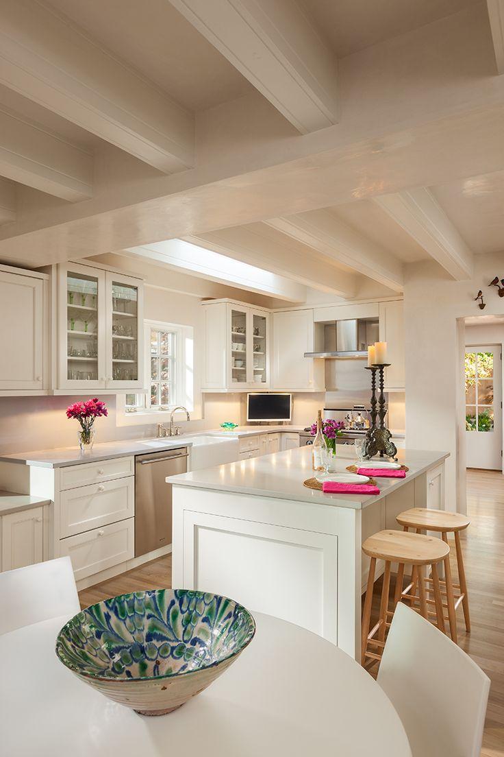 Contemporary Kitchen by Woods Design Builders | Interior design by Violante & Rochford Interiors